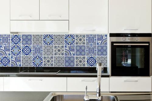 adesivo para azulejo - português 2 - mudo minha casa