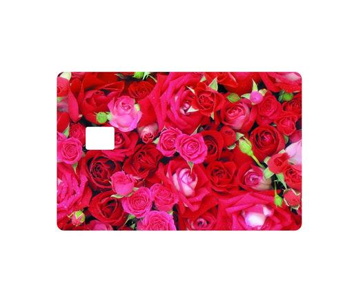 adesivo para cartão de crédito/débito