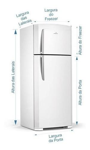 adesivo para geladeira 2 portas cabine telefônica de londres