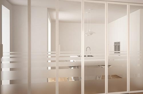 adesivo para janela jateado  - janelas, portas, box