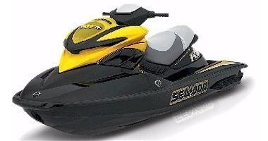 adesivo para jet ski sea doo  rxp / rxt 2007  - 219902794