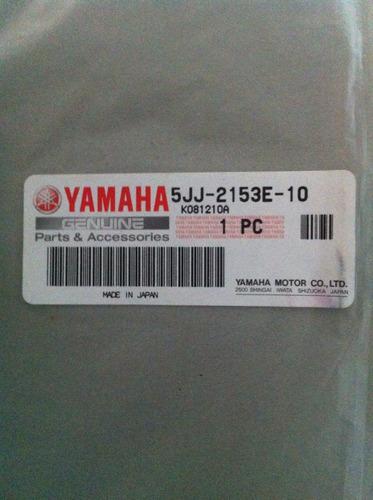adesivo  para yamaha r1 lateral inferior 5jj2153e10 2004