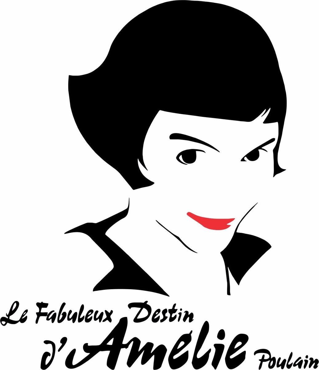 Adesivo Parede Amelie Poulain 1 1 Metro Sala Quarto Cozinha R