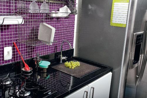 adesivo parede cozinha