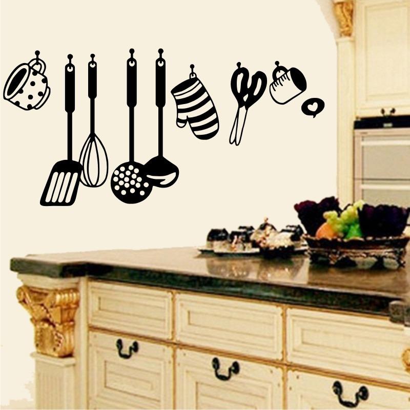 Adesivo Decorativo De Parede Cozinha ~ Adesivo Parede Decorativo Cozinha Lindo Para Decorar R$ 30,00 em Mercado Livre