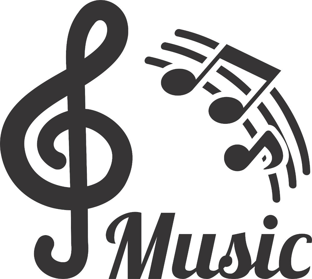 Foto Nota Musical ~ Adesivo Parede Música Decorativo Notas Musicais Rock Viol u00e3o R$ 22,90 em Mercado Livre
