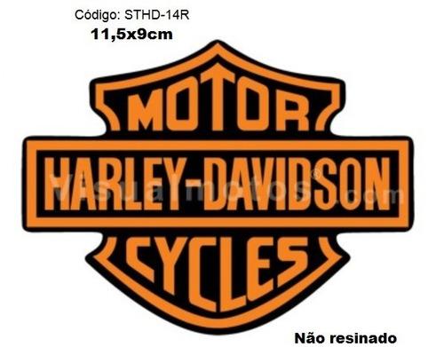 adesivo personalizado harley davidson