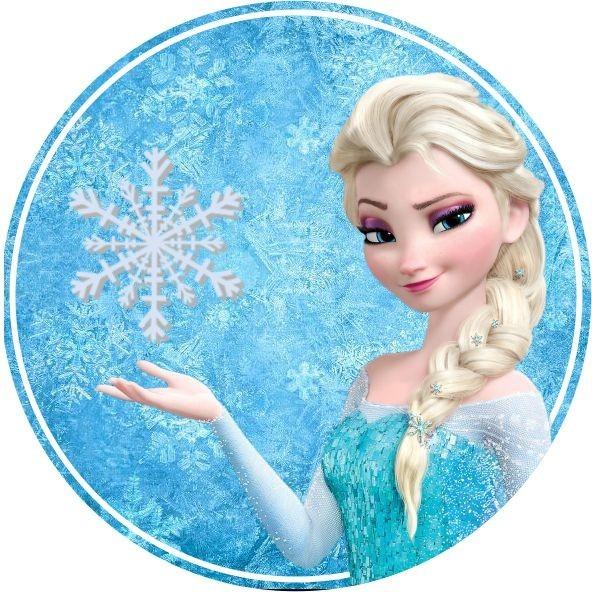 Aparador Walmart ~ Adesivo Personalizado Lembrancinha Frozen 30 Unid Festa R$ 9,00 em Mercado Livre
