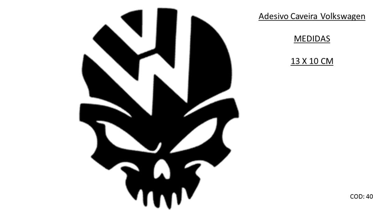 Artesanato Com Papel Crepom ~ Adesivo Personalizados Para Carro E Motos Desenhos Caveira