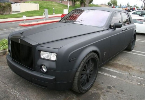 adesivo preto fosco para carro 3x1m
