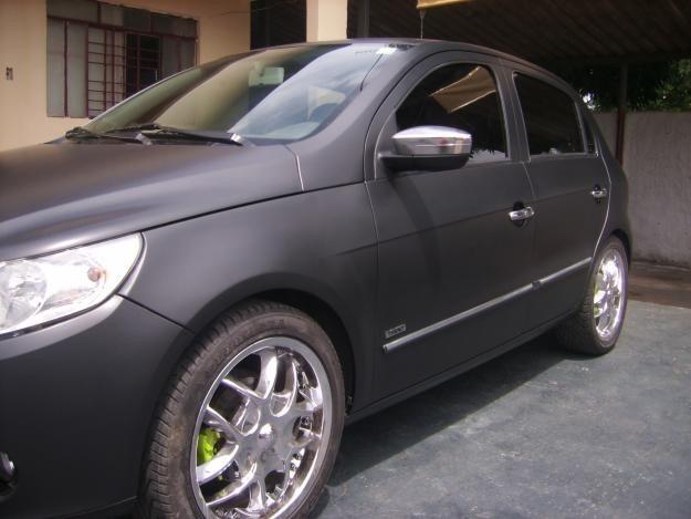 Aparador Para Sala De Estar Moderno ~ Adesivo Preto Fosco Para Envelopamento Automotivo R$ 8,00 em Mercado L