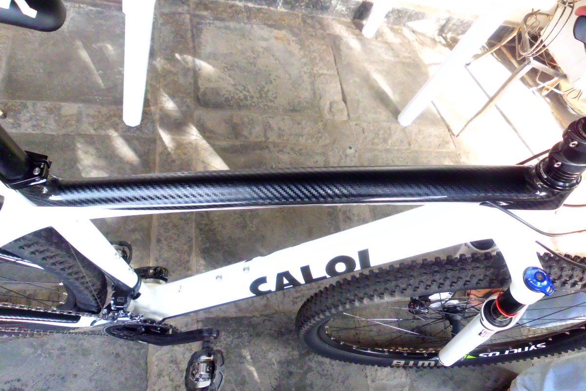 Armario Jardin Resina ~ Adesivo Proteç u00e3o Quadro Bike Downtube Carbono Cores Transpar R$ 16,50 em Mercado Livre