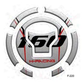 Adesivo Protetor Boca Tanque Para Moto Honda Titan/fan 160