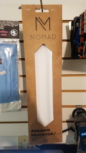 adesivo protetor de quadro nomad completo transparente