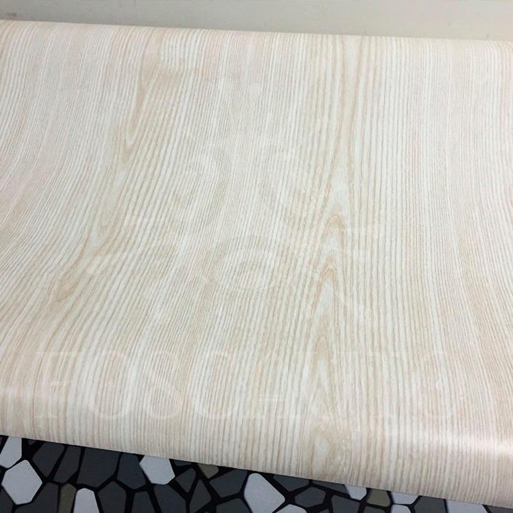Armario Lavabo Encastrado ~ Adesivo Que Imita Madeira Tipo Fresno Branco 1m X 90cm R$ 45,00 em Mercado Livre