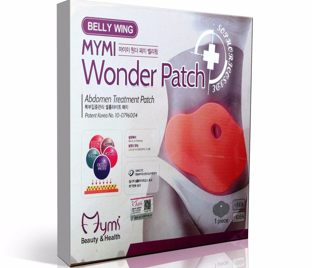 Aparador De Pelos No Mercado Livre ~ Adesivo Queima De Gordura 5 Unidades Mymi Wonder Patch R$ 16,90 em Mercado Livre