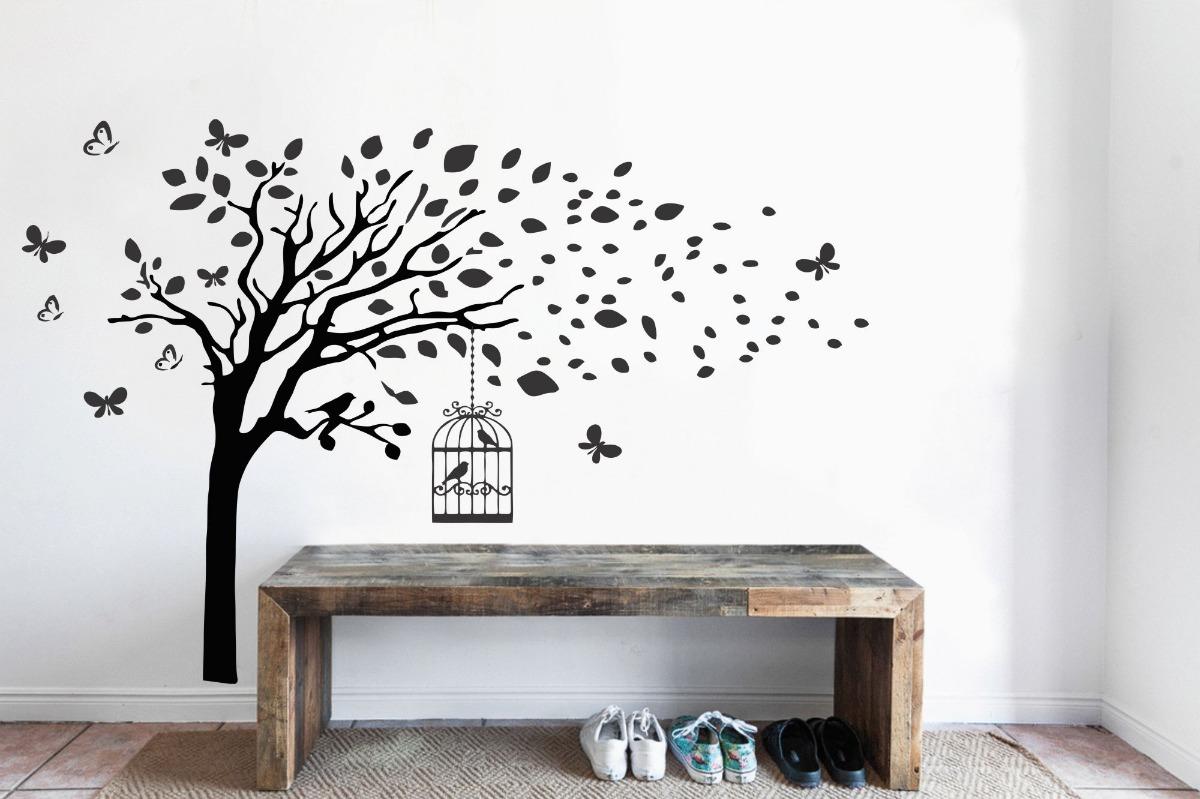 9c123e547 adesivo recorte decorativo parede infantil árvore folhas. Carregando zoom.