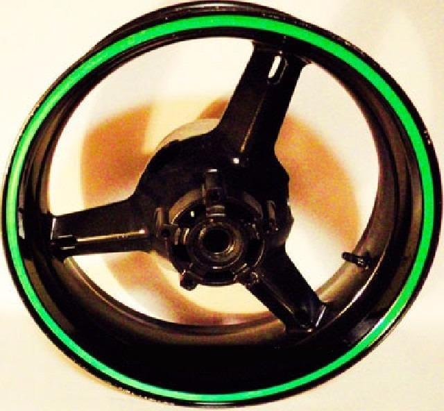 Aparador De Pelos Nariz ~ Adesivo Refletivo Para Aro De Bike& Moto Cor Branco R