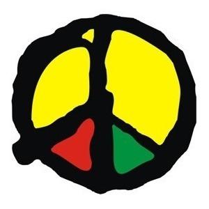 Adesivo Reggae Tribo Simbolo Desenho Bob Marley R 14 00 Em
