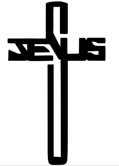 Aparador Acrilico Onde Comprar ~ Adesivo Religioso Decorativo Jesus Cristo Na Cruz Reli 16 R$ 4,99 em Mercado Livre