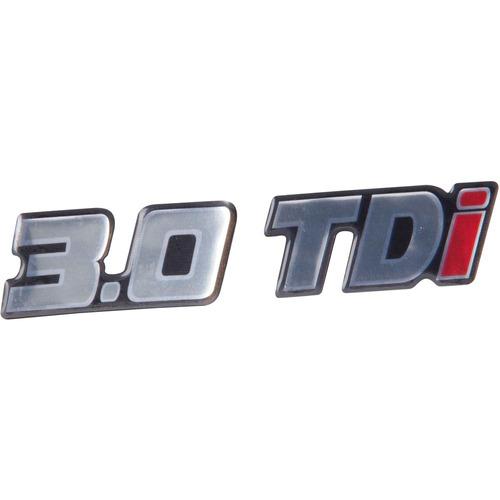 adesivo resinado - 3.0 tdi - troller