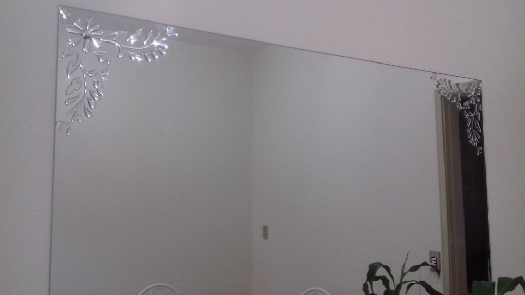Artesanato Gaucho ~ Adesivo Resinado Decorações Espelho Vidro Alto Relevo R$ 25,00 em Mercado L