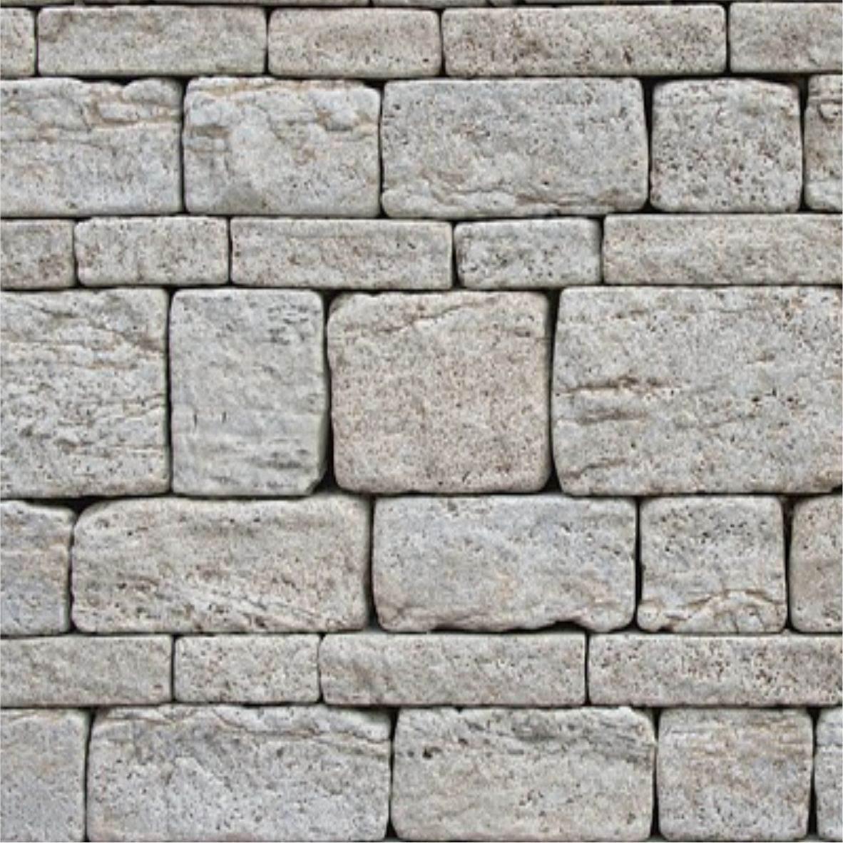 Armario De Parede ~ Adesivo Revestimento De Parede Decorativo Pedra Bruta