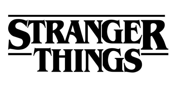 Adesivo Série Stranger Things Logo - Macbook Netflix - R$ 17,90 em ...