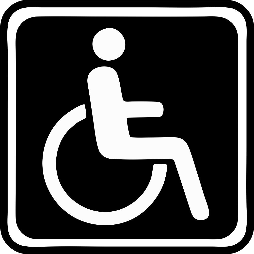 Adesivo Para Geladeira De Kombi ~ Adesivo Sinalizaç u00e3o Deficiente Cadeirante 19 Cm Frete Fixo R$ 5,99 em Mercado Livre