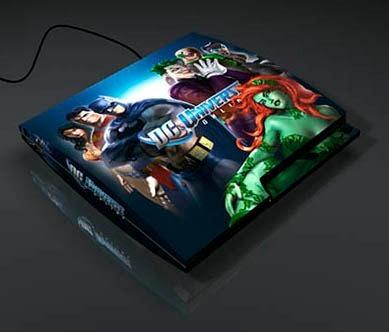 adesivo - skin - para playstation 3 slim ps3 slim