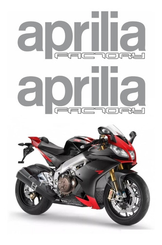 adesivo spoiler aprilia factory rsv4 fac001
