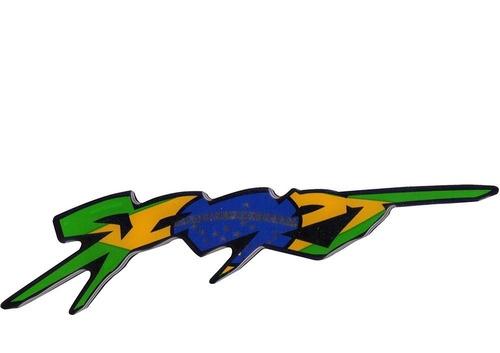 adesivo sport brasil resinado
