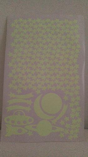 adesivo starfix - brilha no escuro - f/r$9,00