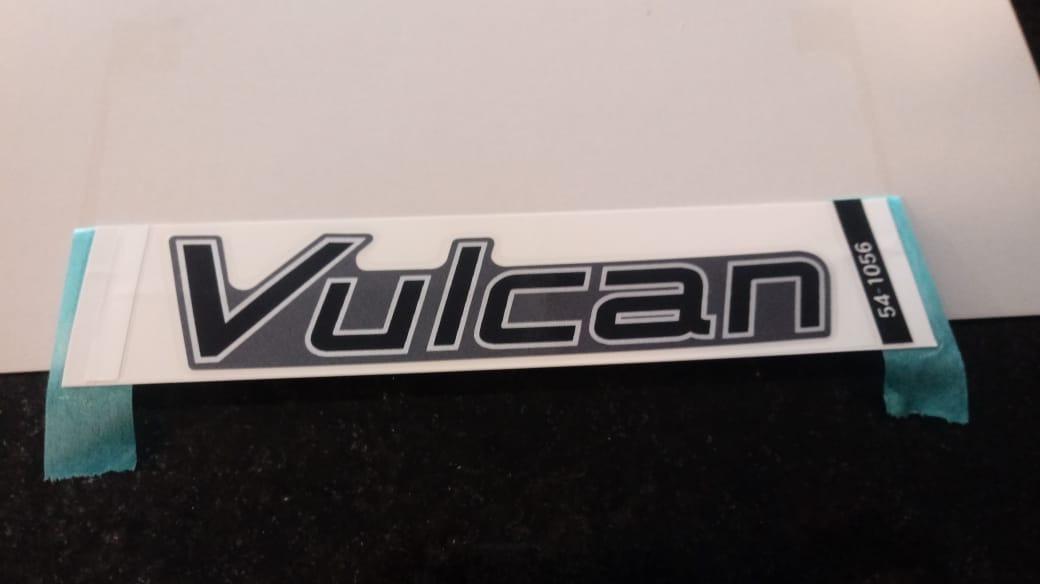 Adesivo Tanque Com. Vulcan 56054-1056 Original Kawasaki - R  118 84d4efa2a87