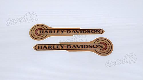 adesivo tanque harley davidson custom hdfrfgtrse