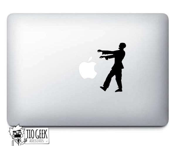 ed3e804ce4 Adesivo The Walking Dead Zombies - Decoração Zumbis Macbook - R$ 16,35 em  Mercado Livre