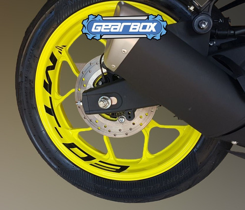 adesivo top interno roda moto yamaha mt03 mt-03 mt 03