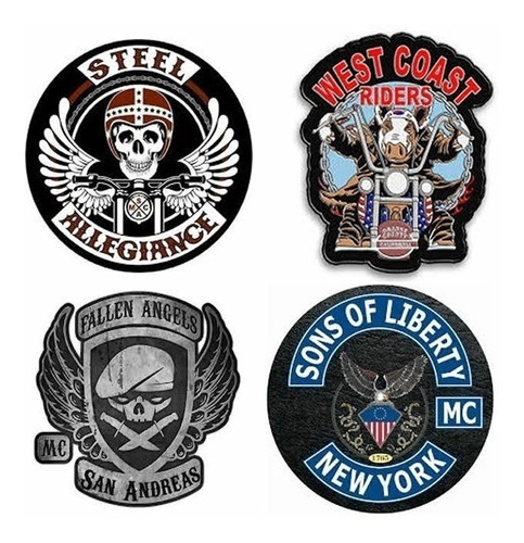 adesivo vinil 3m rótulos, moto clube, logomarca c/ recorte