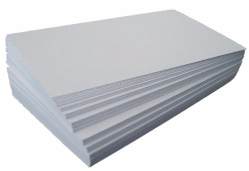 adesivo vinil branco a4 impressora laser p/ brindes 10 folha