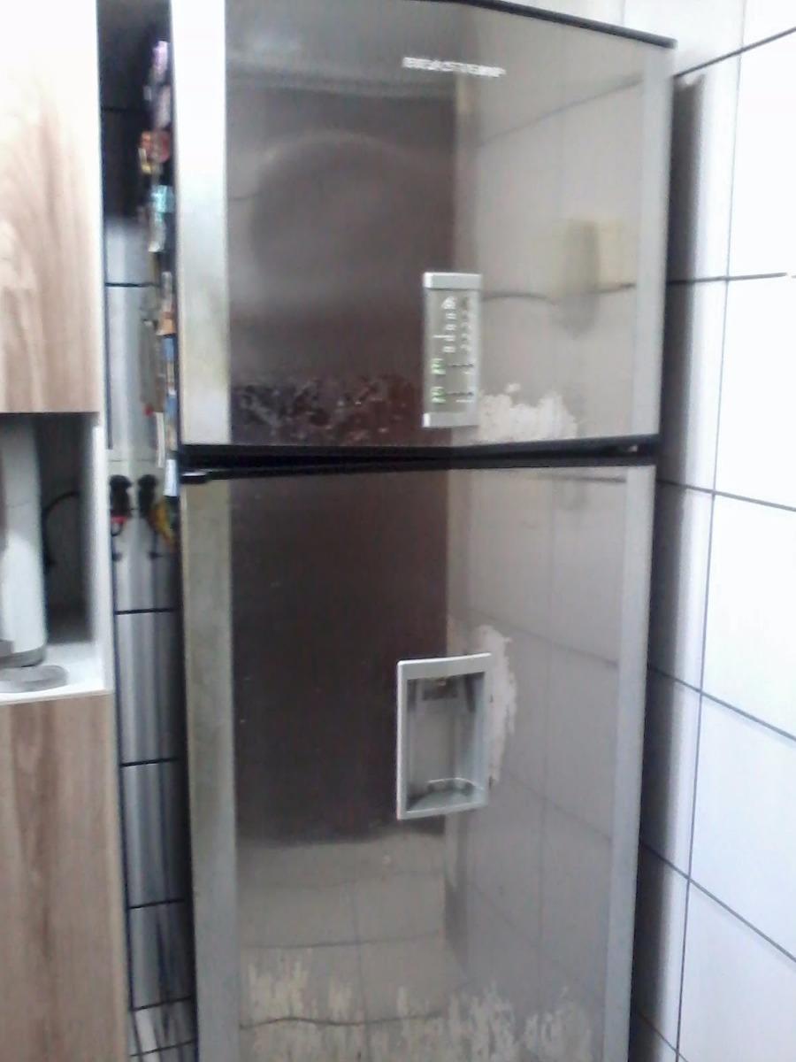 Descreva Artesanato Manufatura E Maquinofatura ~ Adesivo Vinil Cromado Semi Espelhado Geladeiras 10 M X 1 M R$ 165,01 em Mercado Livre