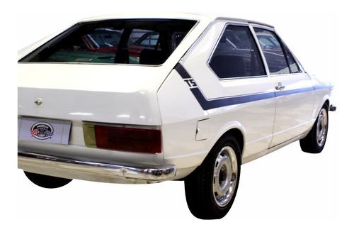 adesivo volkswagen passat ts 1976 pts002