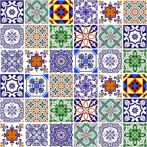 adesivos azulejos hidráulicos ladrilhos português