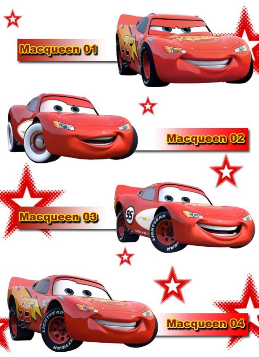 Adesivos Carros Da Disney Todos Os Personagens R 2900