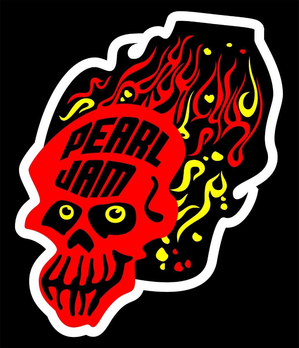 Adesivos De Bandas Pearl Jam R$ 5 50 em Mercado Livre #CA0102 1032 1200