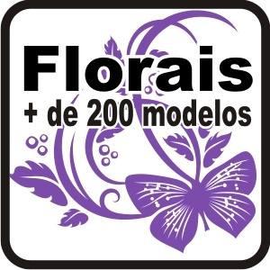 adesivos de parede árvore decorativos florais r$ 39,90