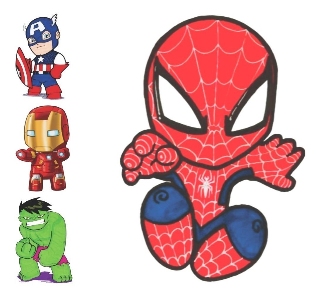 Adesivos De Parede Os Vingadores Kids Thor Capitao America R 29