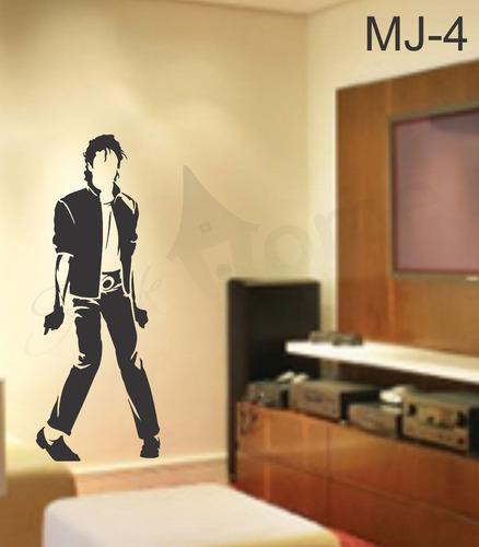 adesivos decorativos - michael jackson - stick home