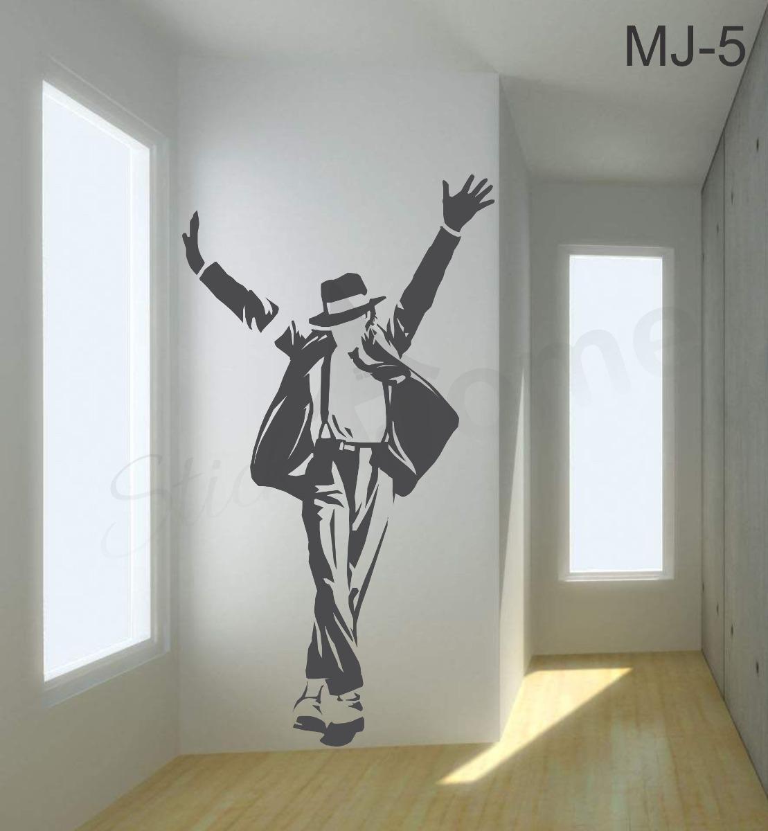 Adesivos Decorativos Michael Jackson Stick Home R 59 90 Em