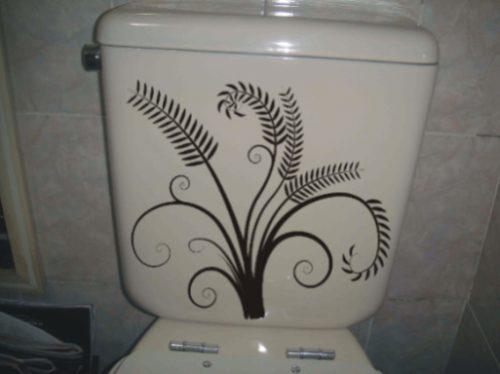 Adesivo Para Moto Frases ~ Adesivos Decorativos Para Vaso Sanitário vários Modelos R$ 11,99 em Mercado Livre