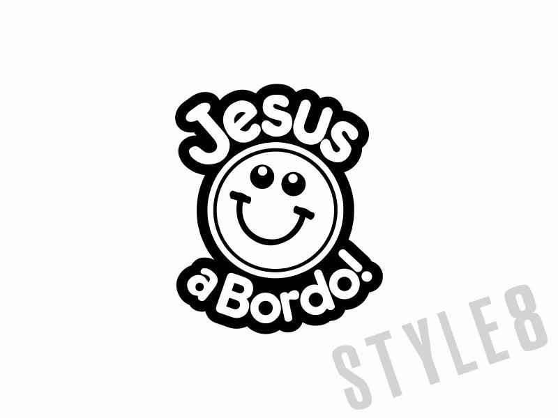 Adesivos Gospel Fé Deus é Fiel Jesus E Frases Bíblicas